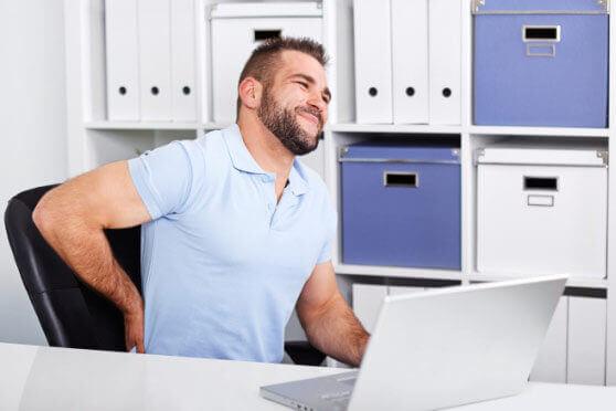 Bad Work Habits Causing Back Pain