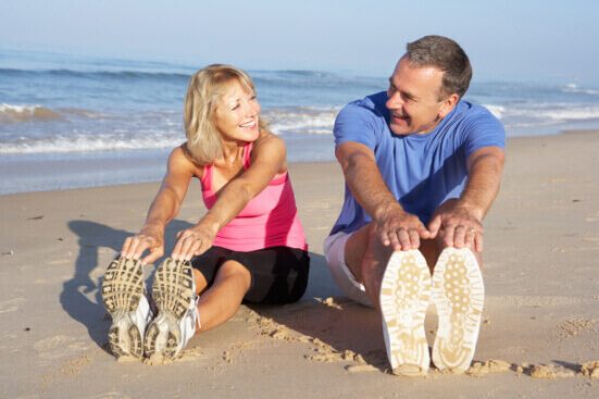 Stretching to Treat Osteoporosis Pain