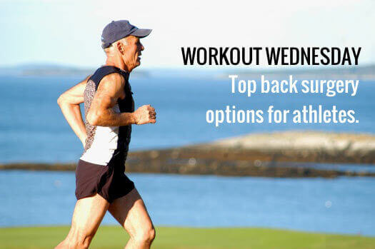 Back Surgery Options for Athletes