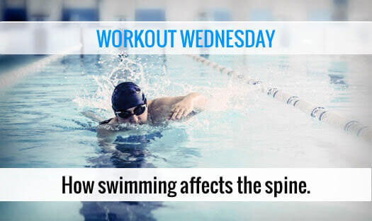 How Swimming Effects the Spine