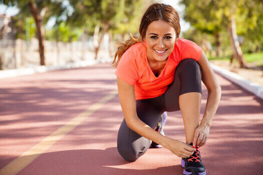 Running Shoes and Back Pain