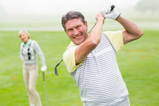 Tips for Older Golfers