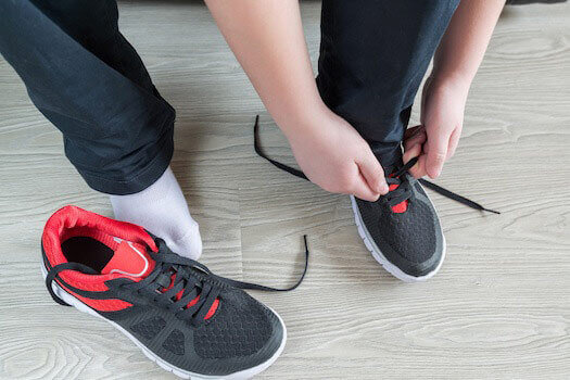 Shoes Affect Spine Pain
