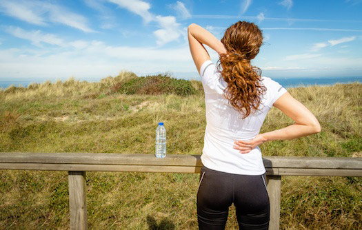 Neck Pain and Sports