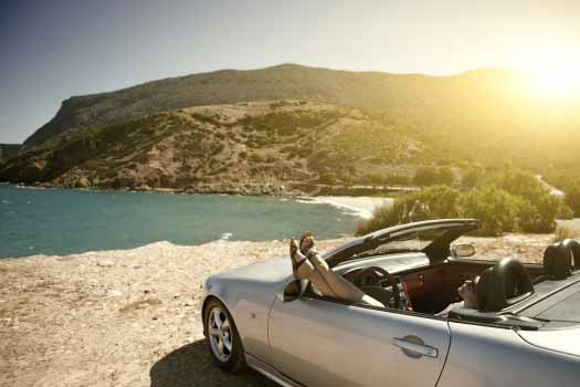 Manage Back Pain: Road Trip
