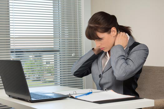Reduce Back Pain with Your Lifestyle