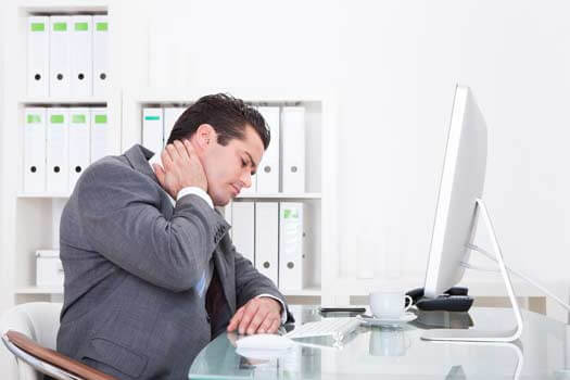 Learn how Posture can Affect Neck Pain