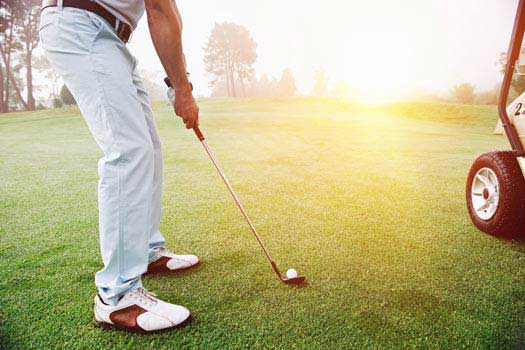 Tips for Golfing After Spine Surgery