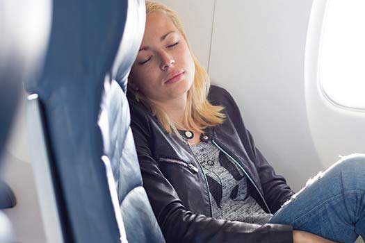 Tips for Avoiding Lower Back Pain while Traveling on a Plane in Santa Monica, CA