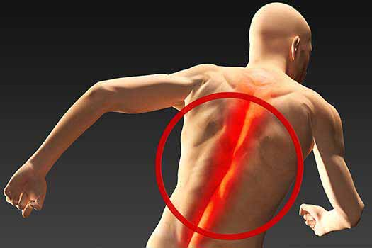 Minimize Back Pain While Running