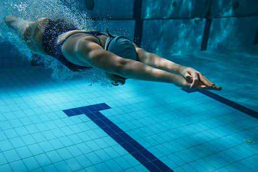 The Effect of Swimming on Back Pain in Santa Monica, CA