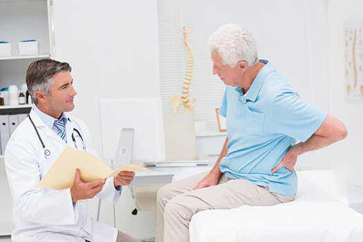 Age Related Back Problems in Beverly Hills