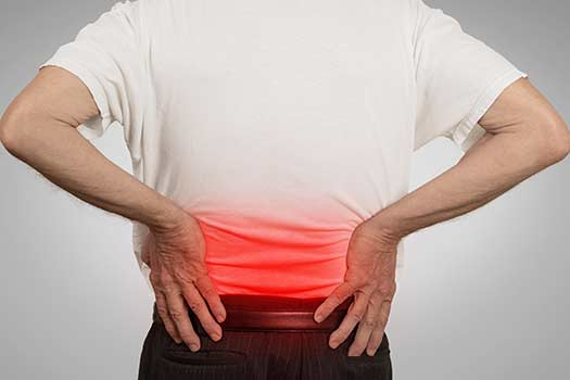 Surgeon with Low Back Pain in Santa Monica, CA