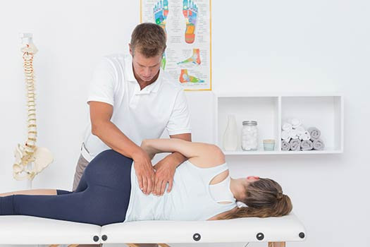 Low Back Pain Treatment in Los Angeles, CA