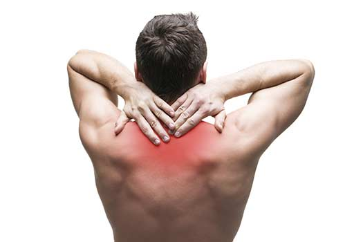Upper Back Pain in Los Angeles, CA