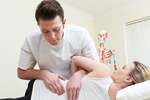 Repetitive Spine Injury in Los Angeles, CA