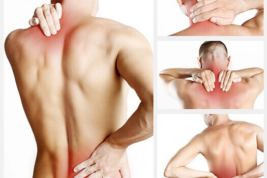 Different Types of Back Problems