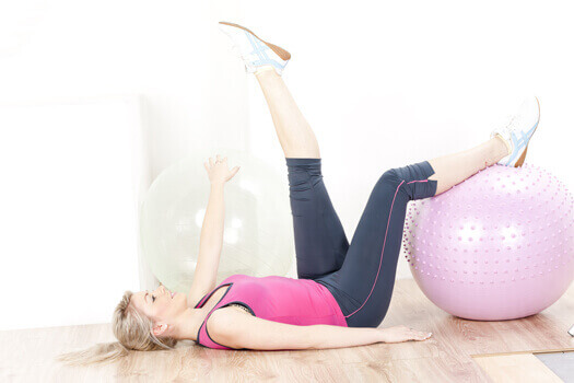 Exercise Balls for Spine in Los Angeles, CA