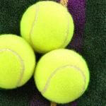Using a Tennis Ball for a DIY Back Massage