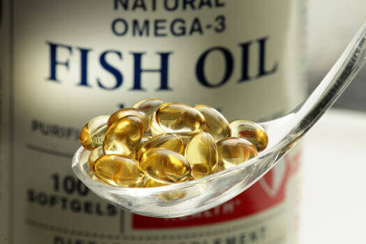 Fish Oil for Back Pain in Los Angeles, CA