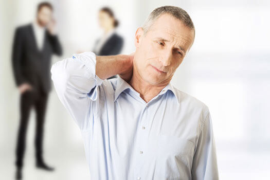 Anger and Back Pain in Los Angele, CA