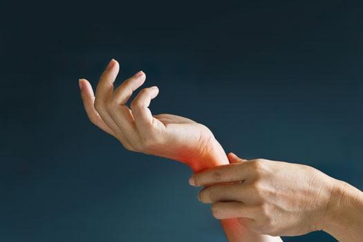Neck Hand