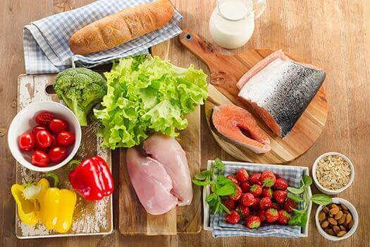 Food that Alleviate Back Pain in Los Angeles, CA