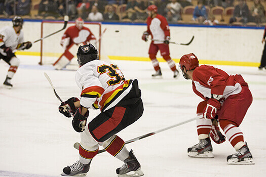 Avoinding Back Injuries When Playing Hockey in Beverly Hills, CA