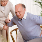 How to Care for an Elderly Loved One with Back Pain