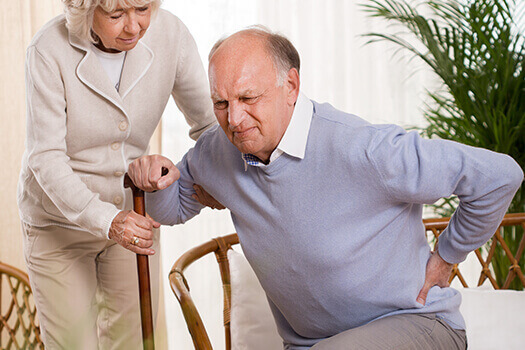How To Take Care of Senior With Back Pain in Santa Monica, CA