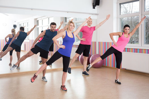 Aerobic Exercises in Los Angeles, CA