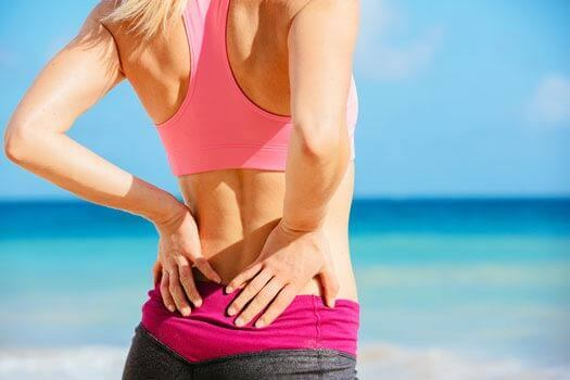 Lower Back Pain Relieve by Walking in Los Angeles, CA
