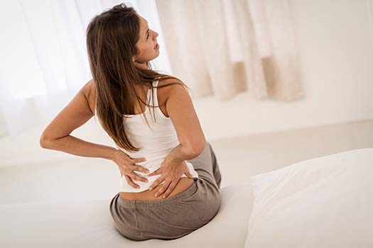 Relieving Menstrual Back Pain in Los Angeles, CA