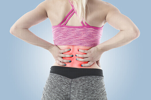 Lumbar Herniated Disc Due To Poor Posture in Los Angeles, CA