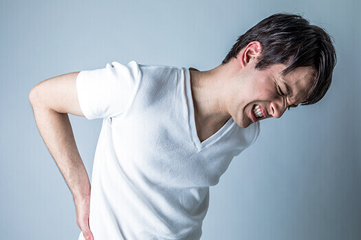 Causes of stiff back in Los Angeles, CA