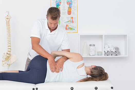 Treatments for Lower Right Back Muscle Strains in Los Angeles, CA