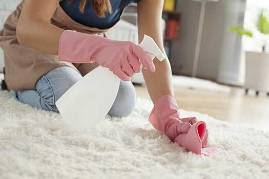 Tips for Preventing Spine Pain When Cleaning