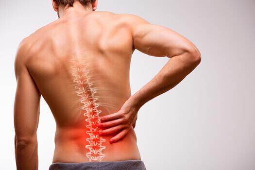 Ganglion Cyst Spine