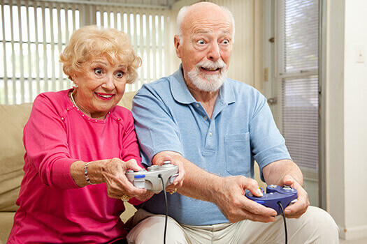 Preventing Back Pain from Playing Video Games