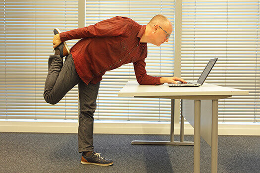 Is a Sitting or Standing Workstation Better for the Spine? in Los Angeles, CA