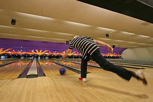 Sore After Bowling
