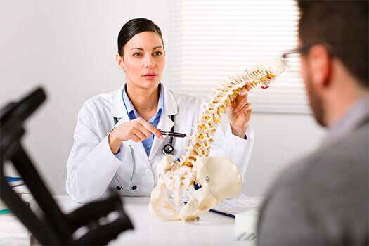 Serious Spine Injuries in Los Angeles, CA