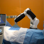 Recent Advancements in Image-Guided Robotic Spine Surgery
