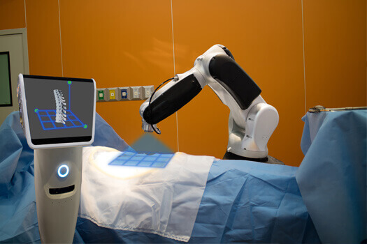 Robots Surgeons on Spine Problems in Los Angeles CA