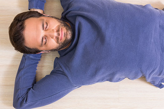 Sleep on the Floor for Back Pain