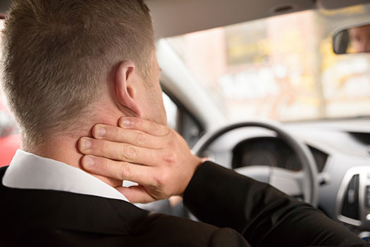 How to Prevent Back Pain When Driving in Los Angeles, CA