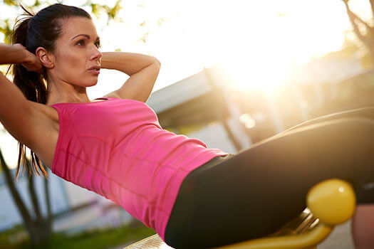 Are Crunches & Sit-Ups Unhealthy for the Spine? in Los Angeles, CA