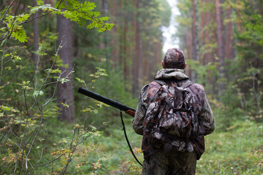 How to Prevent Back Pain While Hunting in Los Angeles, CA