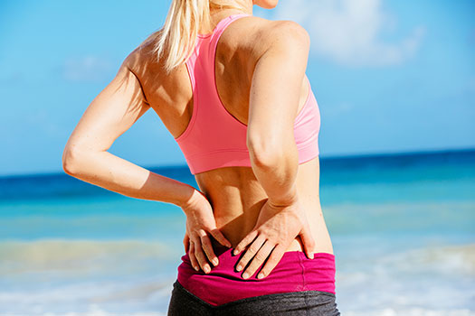 How Lower Back Pain Is Tied to the Buttocks in Los Angeles, CA
