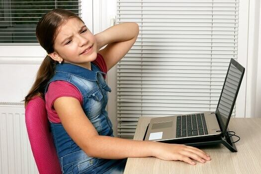 6 Causes of Back Pain in Children in Los Angeles, CA